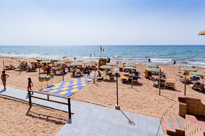 Triscinamare Hotel Club Nave + Hotel / Villaggio