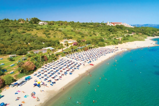 Club Torre del Barone Nave + Villaggio