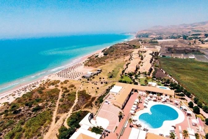 Futura Club Sikania Nave + Hotel / Villaggio