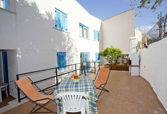 Casa Vacanze Terra del Sole Aliscafo + Residence