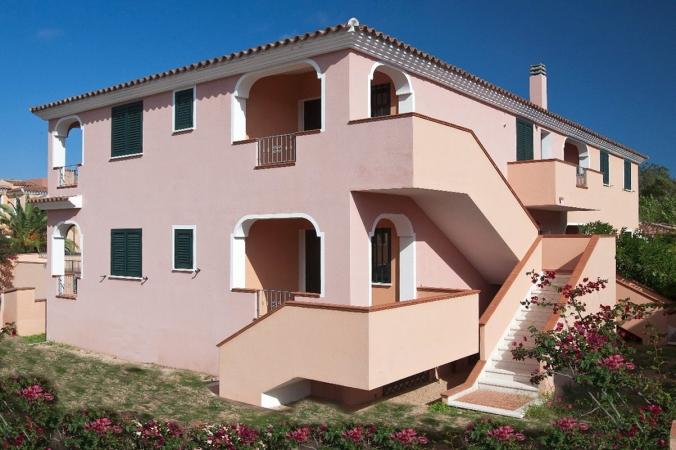 Appartamenti Ginestre e Oleandri Nave + Residence