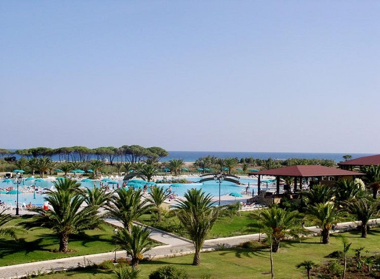 Marina Resort - Garden Club & Beach Club