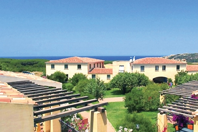 Club Esse Gallura Beach Village Nave + Hotel / Villaggio