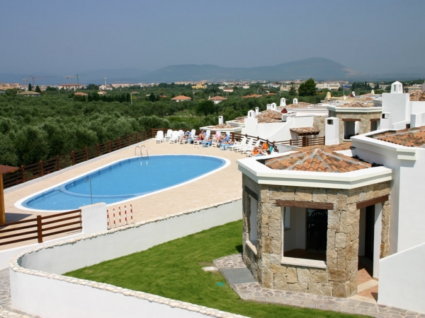 Vista Blu Resort Nave + Residence