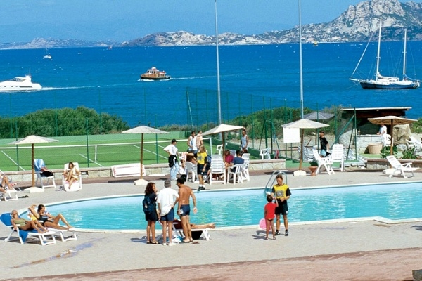 Club Esse Residence Capo D'Orso Nave + Residence