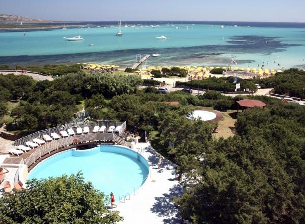 Club Esse Roccaruja Nave + Villaggio