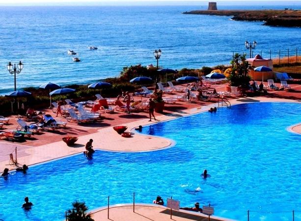 Florio Park Hotel Nave + Hotel / Villaggio