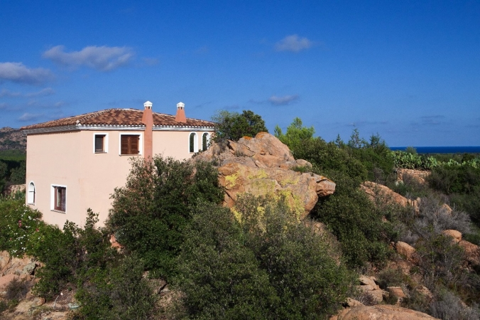 Appartamenti I Graniti Nave + Residence
