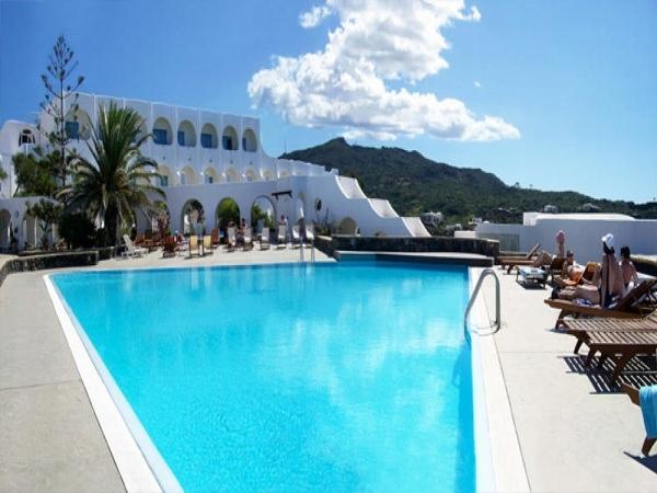 Hotel Cossyra Volo + Hotel