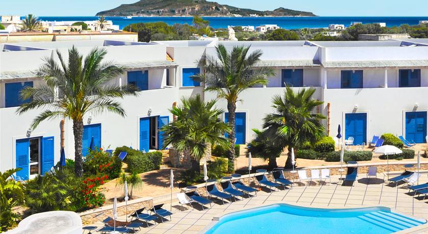 Hotel Pantelleria Pensione Completa