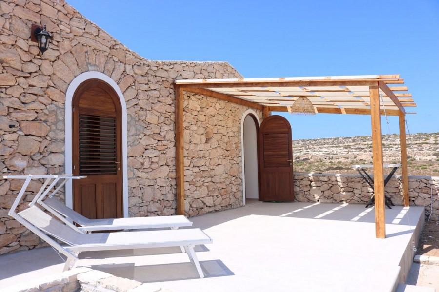 Villette Area Rossa Lampedusa - casa vacanze - Volo + Residence