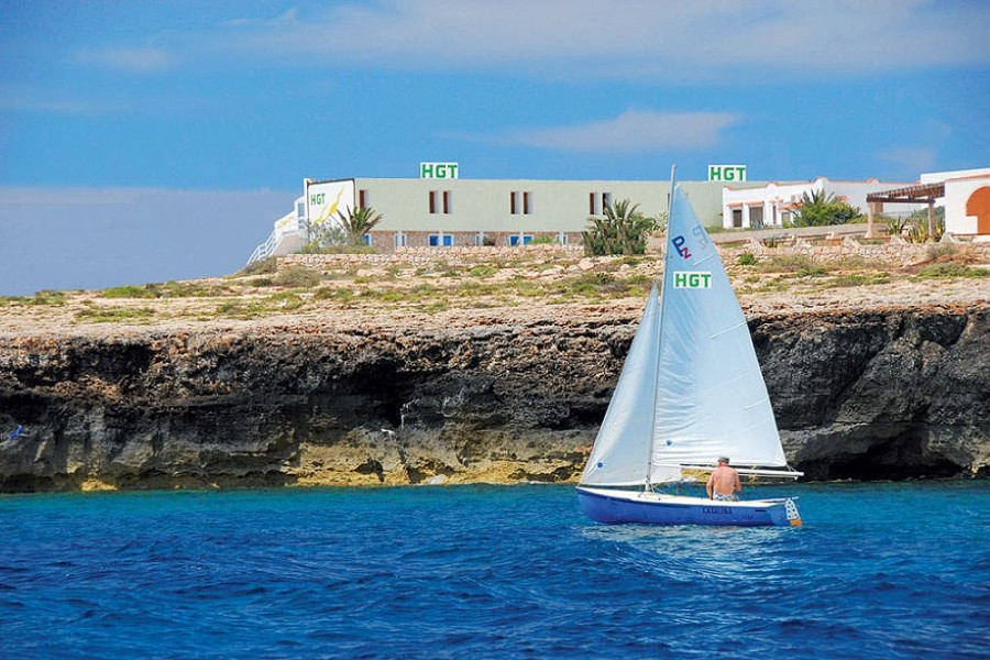 Hotel Il Faro della Guitgia Tommasino - Lampedusa - Volo + Hotel